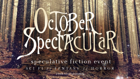 October Spectacular Event Banner