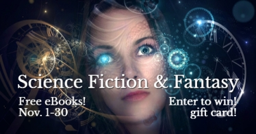 Science Fiction and Fantasy magnet share