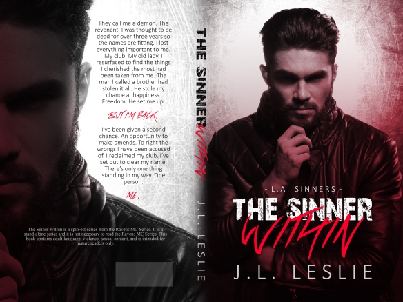 The Sinner Within Full Wrap
