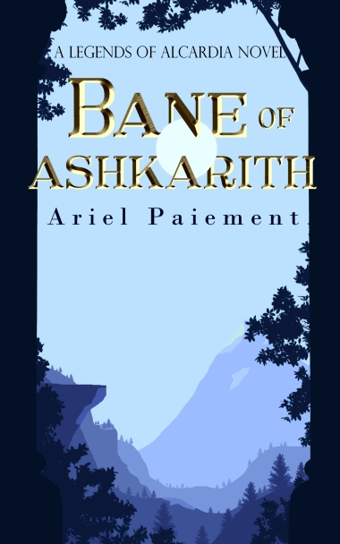 Bane of Ashkarith cover with subtitle - Ariel Paiement